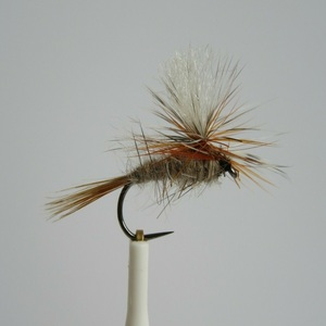 Adams Parachute Barbless Dry Fly