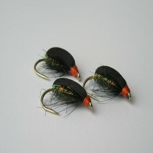 Coch Y Bonddu Beetle Dry Fly
