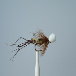 Daddy Long Legs Booby Head Dry Fly