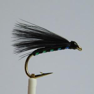 Holo Rib Cormorant wet Fly