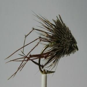 daddy long legs muddler dry fly