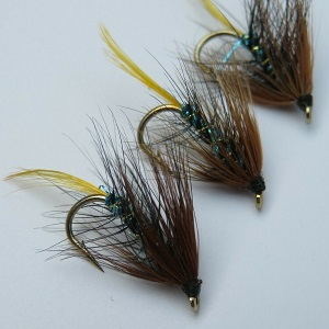 Pearly Kate Mclaren Wet Fly