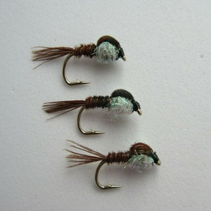 Pearly Pheasant Tail Nymph Fly