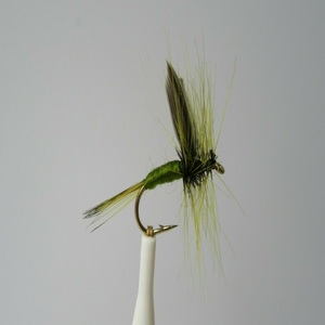 Winged Olive Dry Fly