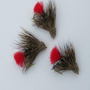 Zulu Mini Muddler Wet Fly